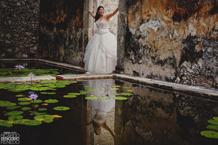 hacienda uayamon xv wedding boda quinceaños quinciañera sesion de fotos ricardo bencomo