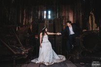 temozon wedding boda novia novio ricardo bencomo vestido fotografia fotografo trash the dress uayamon