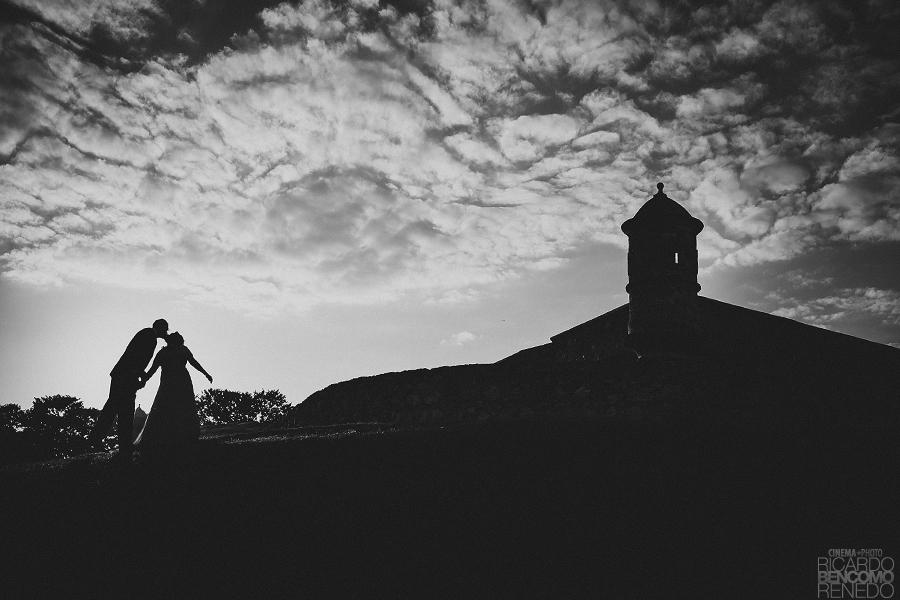 campeche, boda, josefina, humberto bolio, ricardo bencomo, fotografia, fotografo, wedding, escencia, muralla, fuerte, bodas de plata, beso, novios
