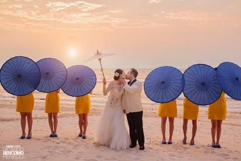 boda ak bal akk bal playa boda destino cd del carmen campeche destination wedding ricardo bencomo fotografo de boda fotografía